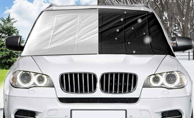 $19 for a Magnetic Car Windshield Protector (a $65.95 Value)