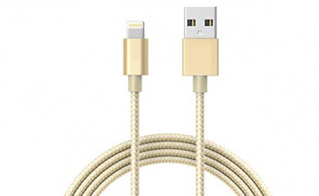 $15 for 3 x 2m iPhone Charging Cable - Shipping Included (a $57 Value)