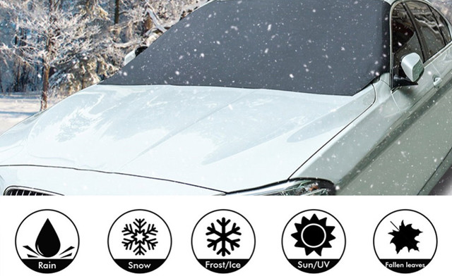$12.85 for a Magnetic Windshield Cover (a $68 Value)