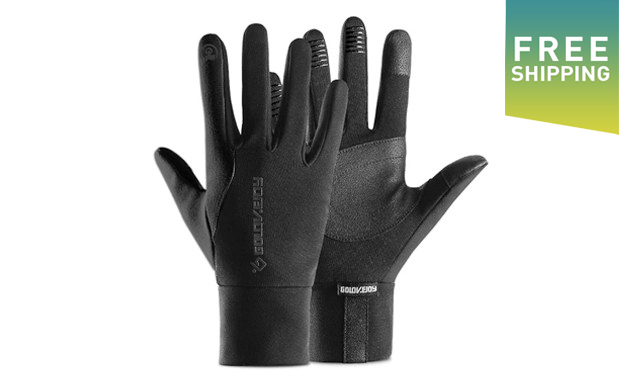 $16 for a Pair of Winter Thermal Touch Screen Gloves (a $40 Value)