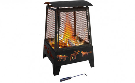 $79 for a Landmann Haywood Outdoor Fireplace (a $144 Value)