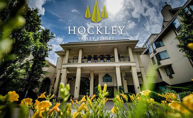 A 1-Night Getaway for 2 People with Wine Tasting or Skiing at Hockley Valley Resort
