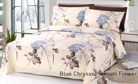 Up to 76% off a 3-Piece Bamboo Duvet Cover Set