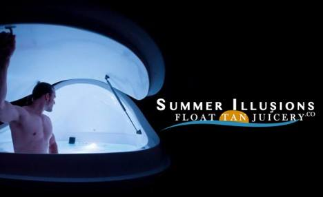 Click to view Up to 42% Off a Flotation Therapy Session in Mississauga