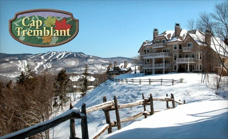 Click to view 2-Night Spacious Condo Stay at Mont-Tremblant Resort