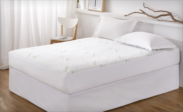 Click to view Up to 72% off Bamboo Waterproof Mattress Protectors