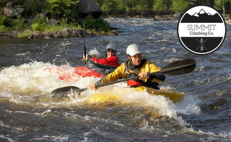 A Whitewater Kayaking Excursion for 1 or 2 People