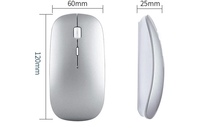 $20 for a Rechargeable Bluetooth Wireless Mouse - Shipping Included (a $38 Value)