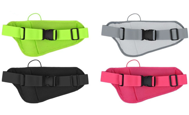 $17.90 for an Outdoor Waist Bag - Shipping Included (a $29 Value)