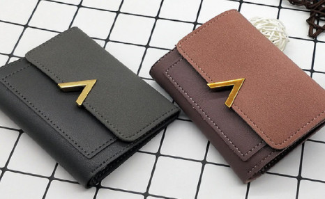 $12 for a Pack of 2 Women's Wallets - Shipping Included (a $51.99 Value)