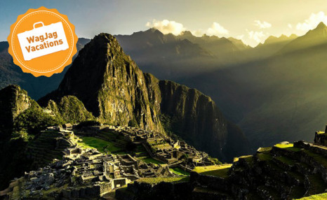 Click to view 9 Days in the Sacred Land of the Incas