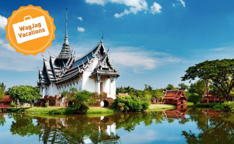 Click to view 19 Days in Thailand, Cambodia & Vietnam