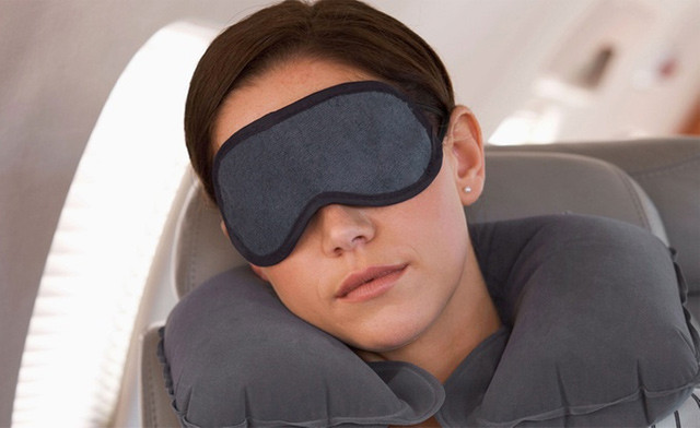 $9 for a 4-Piece Travel Sleeping Kit (a $32 Value)