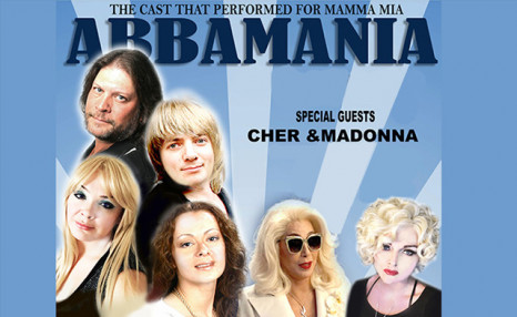 Click to view Save Up to $20 on Tickets to Abbamania at the Flato Markham Theatre - Use Promo Code 'Santa'