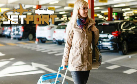 Up to 33% off Premium Airport Parking