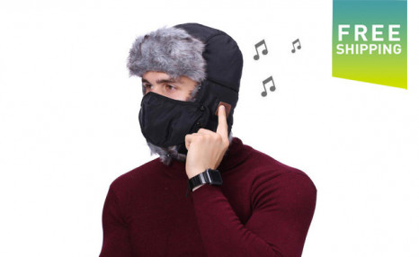 $29 for a Wireless Bluetooth 5.0 Snow Hat (a $75 Value)