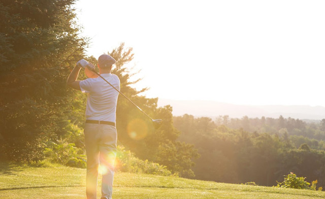 $72 for a Golf Package for Two (a $211 Value)