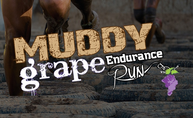 Click to view HOLIDAY PRICING! $10 for Registration for One to the Muddy Grape Endurance Run in St. Catharines and Guelph (a $40 Value)