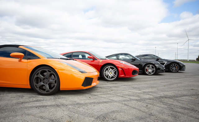 Click to view Up to 61% off Exotic Dream Car Experiences from Toronto Motorsports Park