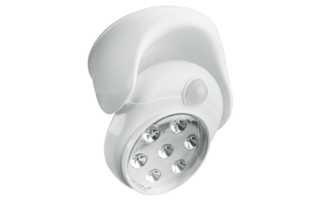 $15 for a Motion Activated Cordless Light with 7 LED Bulbs (a $60.99 Value)