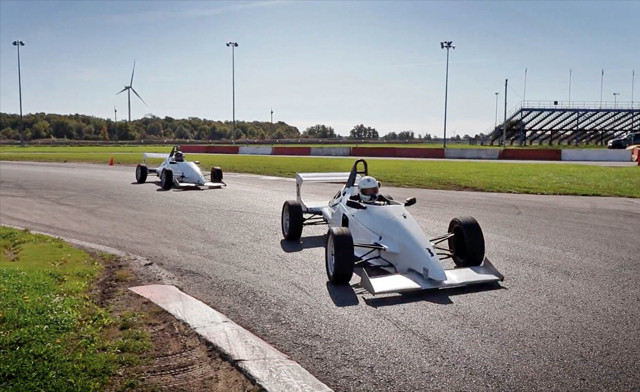 30% off 5 or 10 Laps of the All New F-2000 Driving Experience