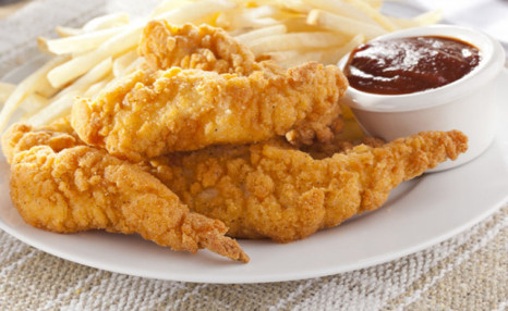 DOUBLE DEAL!! $22 for 8 lbs of Gluten Free Breaded Chicken Breast Fingers (a $70 Value)
