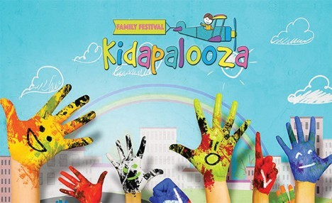 Up to 45% off Admission to Kidapalooza Family Festival on Family Day Weekend