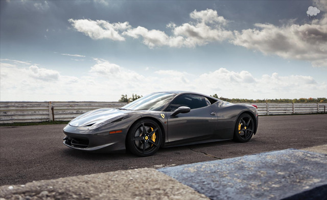 Up to 59% off a Supercar Test Drive