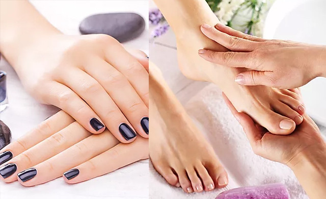Up to 46% off Manicures and Pedicures