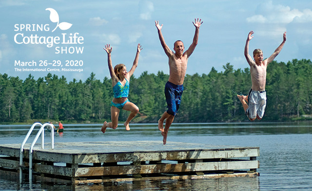 Up to 50% off Tickets to the Spring Cottage Life Show on March 26-29, 2020