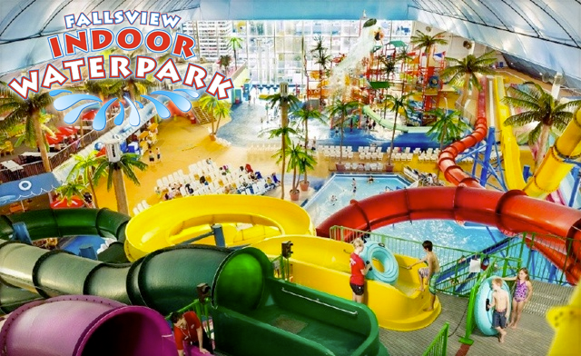 Click to view Up to 34% off Water Park Admission in Niagara Falls