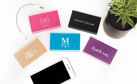 Up to 83% off Personalized Powerful Power Banks