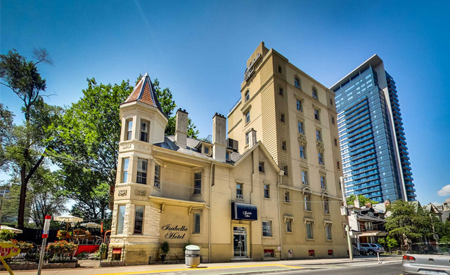 Stay 1 Night in a Boutique Victorian Downtown Toronto Hotel