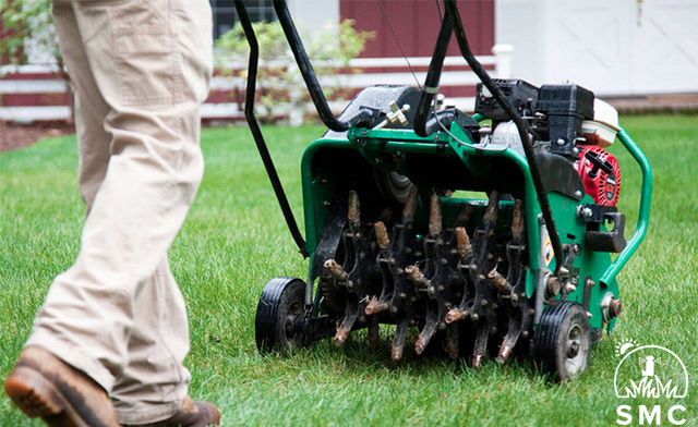 Up to 44% off Spring Core Aeration and Spring Fertilizer