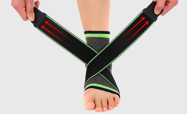 $10.90 for a 3D Ankle or Knee Protector (a $35 Value)