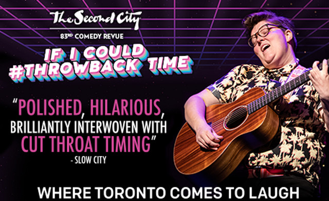 Up to 40% off Shows at The Second City Toronto on Sunday - Thursday