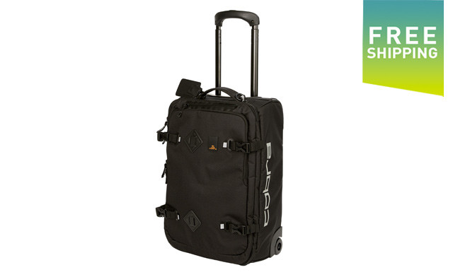 $69 for a COBRA Rolling Carry On Bag - Shipping Included (a $179.99 Value)