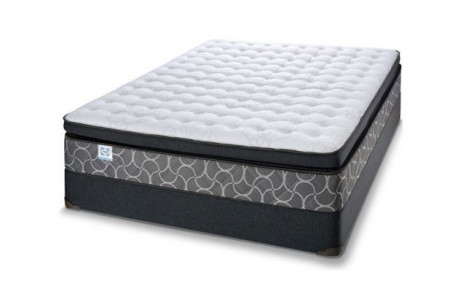 Up to 90% off a Sealy Euro Top Mattress