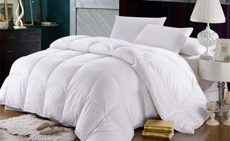 Up to 67% off an Oasis Feather & Down Duvet