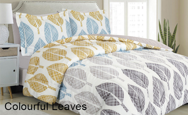 Up to 60% off 7-Piece Printed Bed-in-a-Bag Comforter Sets