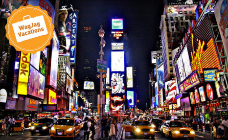 $265 and Up for a New York Trip for 4 Days including Transportation, Hotel and Breakfast! - Multiple Travel Dates!