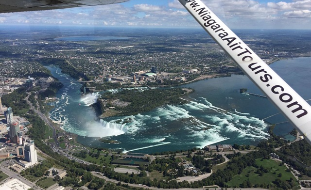 $159 for an Incredible Niagara Spring Fling Package for 2 (a $304 Value)