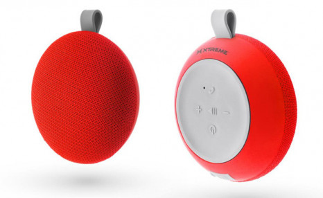 $23.54 for an Atlas Splashproof Bluetooth Speaker - Shipping Included (a $45.95 Value)
