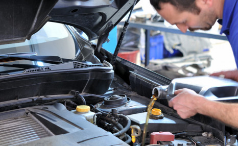 Up to 59% off Conventional or Synthetic Oil Changes