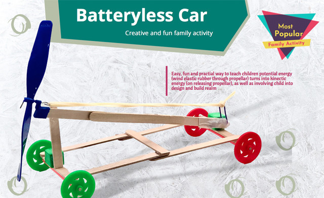 $29 for One STEM Kit Family Workshop (a $60 Value)
