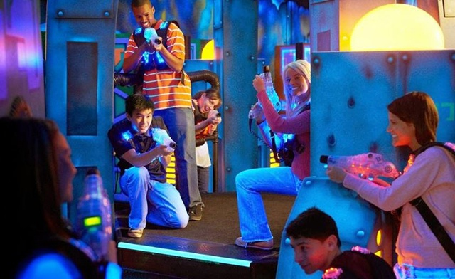 Discounted Admissions to Fun Zone – Clifton Hill