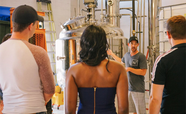 Click to view Up to 47% off a Distillery Tour and Sampling