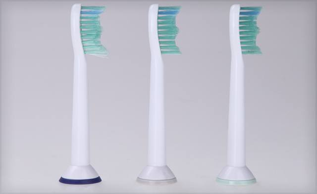 $8.98 & Up for Oral-B Compatible or Sonicare Compatible Toothbrush Heads