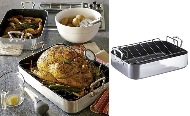 $24.05 for a 14x10 Inch Non-Stick Roasting Pan (a $169 Value)