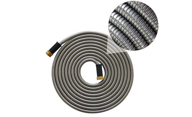 $30 for a 50' Arctic Sky Stainless Steel Garden Hose (a $69 Value)
